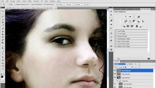 getlinkyoutube.com-Sharpening in Photoshop CS5 - Noise Reduction