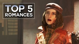getlinkyoutube.com-Fallout 4 - Top 5 Romances