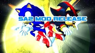 getlinkyoutube.com-(RELEASE) Sonic Generations Mod: Sonic Adventure 2 Character Mod V2