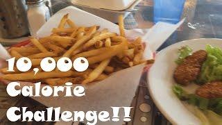 getlinkyoutube.com-Vegan Strong: 10,000 Calorie Challenge