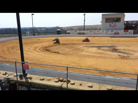Quarter Midget Race