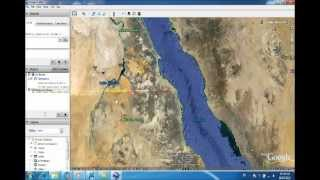 getlinkyoutube.com-export drawing to Google Earth