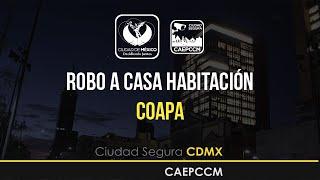 getlinkyoutube.com-Robo a Casa Habitación - Coapa