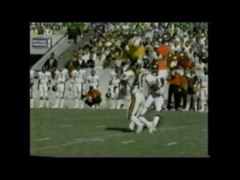 NOT IN MY SECONDARY -- Doug Plank Schools Tampa Bay Receiver