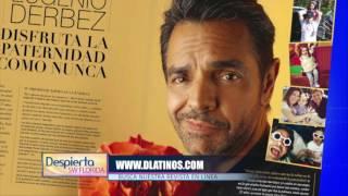 LA EDITORA EN JEFE DE LA REVISTA DLATINOS MAGAZINE