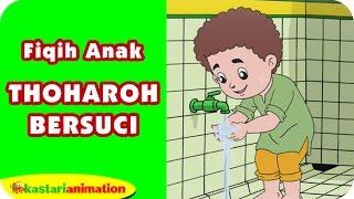 THOHAROH atau BERSUCI (Belajar Fiqih Anak bersama Diva) | Kastari Animation Official
