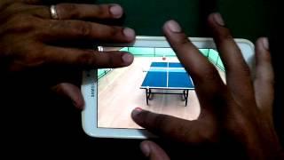 getlinkyoutube.com-Tutorial/game play-Virtual Table Tenis-Android iOS
