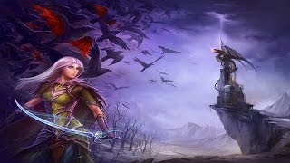getlinkyoutube.com-1 Hour of Dungeons & Dragons Music and Gaming Music