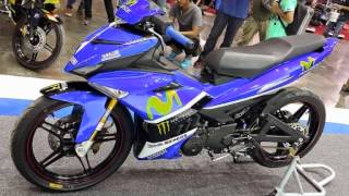 getlinkyoutube.com-Kumpulan Modifikasi Yamaha Jupiter MX King 150 Exciter 150