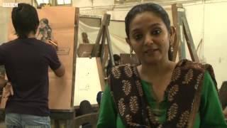getlinkyoutube.com-India's life drawing models kept under wraps