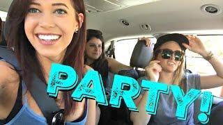 getlinkyoutube.com-LESBIAN POOL PARTY  Dinah Shore Vlog!