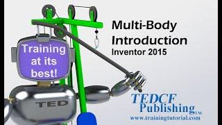 getlinkyoutube.com-Autodesk Inventor Sheet Metal 2015 – Multi-Body Introduction