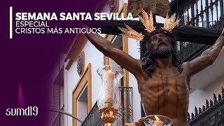 CRISTOS MÁS ANTIGUOS DE SEVILLA   Semana Santa Sevilla (Recopilación)