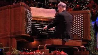 getlinkyoutube.com-Crazy Organ Solo Mormon Tabernacle Choir Christmas