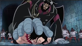 One Piece HD - Ace VS Magellan In Impel Down !! ENG SUB