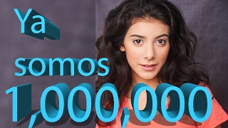 getlinkyoutube.com-Giselle - 1,000,000 Subscribers!!!!! Video especial de un millón de suscriptores!