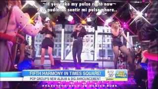 getlinkyoutube.com-Fifth Harmony - Sledgehammer Live Subtitulado [5H-MEXICO-SUBS]