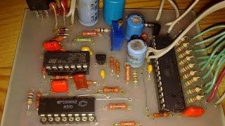 getlinkyoutube.com-Изготовление металлоискателя CLONE PI W  с нуля