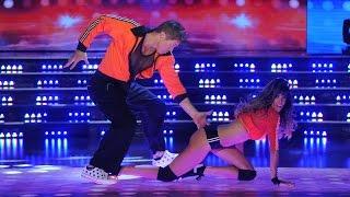 getlinkyoutube.com-¡Cochinadas y perreo! Burlando y Barby Franco bailaron el reggaetón más caliente de la historia