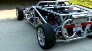 getlinkyoutube.com-Ariel Atom Inspired Homebuilt V-8 Project Car