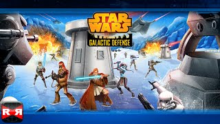 getlinkyoutube.com-Star Wars: Galactic Defense (By DeNA Corp.) - iOS - iPhone/iPad/iPod Touch Gameplay