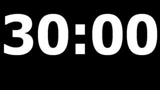 getlinkyoutube.com-30 Minute Countdown Timer