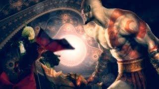 getlinkyoutube.com-Dante VS Kratos, quién es el más poderoso (la opinión de Dross)