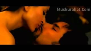 Karina kapoor hot bed scene | kurbaan | Saif Ali