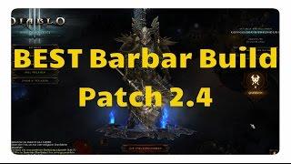 getlinkyoutube.com-Barbar: Der beste Build für Patch 2.4 (neues Raekor Set)