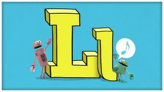 "ABC Song: The Letter L, ""The Lovely Letter L"" by StoryBots"