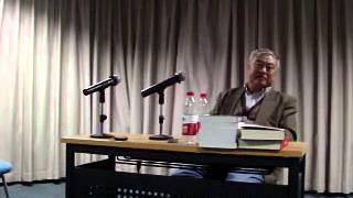 getlinkyoutube.com-【拍客】沈志华2013年第二场新书发布会讲座之朝鲜战争