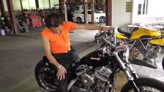 俺のバイクを見てっ!〜Harley-Davidson XLH883の巻〜