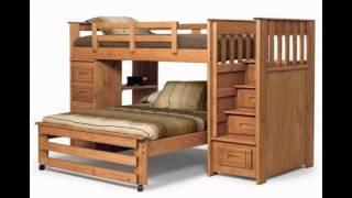 getlinkyoutube.com-Детская двухъярусная кровать своими руками