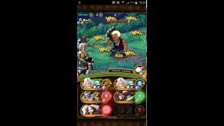 getlinkyoutube.com-One Piece Treasure Cruise - Forest of Training: Hawk(Rayleigh team)