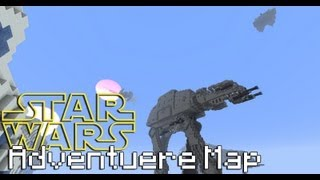 Minecraft - Star Wars Adventure Map - Let's Play ITA
