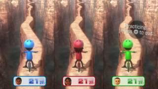getlinkyoutube.com-Wii Party U - Spot The Sneak - 3 Players