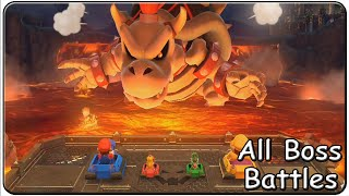 getlinkyoutube.com-Mario Party 10 All Boss Battle Minigames