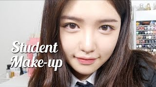 getlinkyoutube.com-[ENG] 로드샵특집1, 학생 메이크업 - all drug store, No-make up makeup (Student makeup) | 다또아