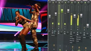 Patoranking ft. Tiwa Savage – Girlie O - Flstudio 12 indepth tutorial