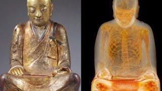 getlinkyoutube.com-ตะลึง! พบร่างมนุษย์ในพุทธรูปอายุ 1,000 ปี