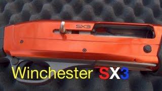getlinkyoutube.com-Winchester SX3 Shotgun Shooting