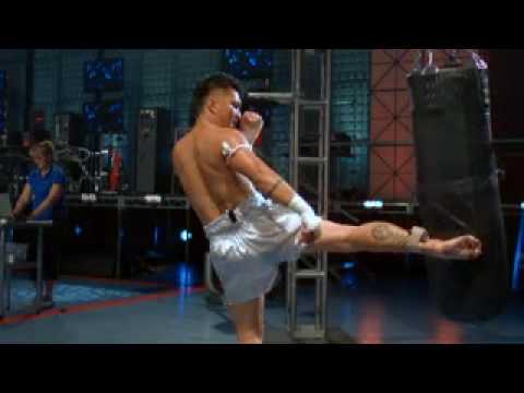 Sport Science Hardest Kick (Muay Thai Kick Over 1000 Tons Of Force!!!)
