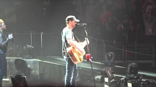getlinkyoutube.com-Eric Church - Dancing in the Dark/Springsteen - [LIVE HD] - 3/10/2015 Verizon Center
