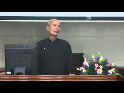 20120909 興毅義和 義興佛堂 - 啟慧班 尤金猛點傳師致詞 『生活與孝道』