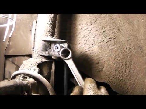 Замена стоек и втулок стабилизатора на Hyundai i30