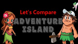 getlinkyoutube.com-Let's Compare ( Adventure Island )