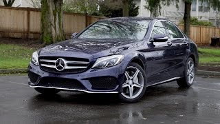 getlinkyoutube.com-2015 Mercedes-Benz C400 Review - AutoNation
