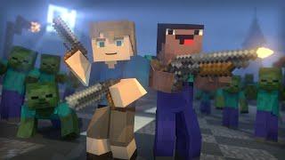 getlinkyoutube.com-Blocking Dead: Part 3 (Minecraft Animation) [Hypixel]