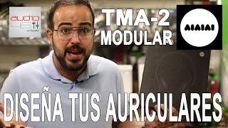 getlinkyoutube.com-AIAIAI TMA-2 AURICULARES MODULARES . REVIEW