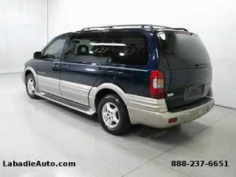 Chevy Dealer Blairsville Pa >> 1998 Pontiac Trans Sport Problems, Online Manuals and Repair Information